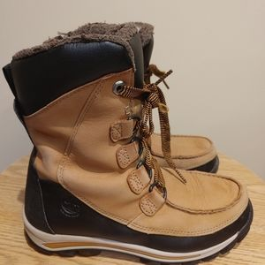 Timberland Boys winter snow boots size 5